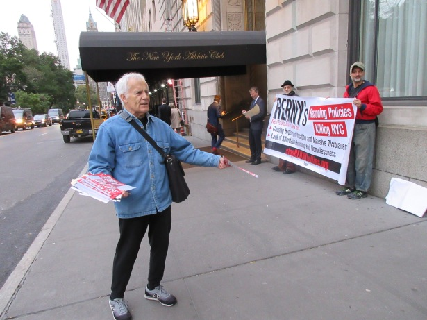 photo by stoprebnybullies org 3 Labor vs Lobbyists: A Look at the Campaign to Stop REBNY Bullies