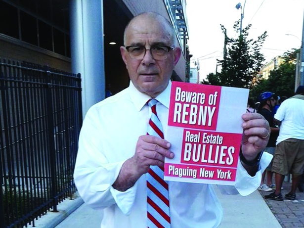 sal albanese d mayor Labor vs Lobbyists: A Look at the Campaign to Stop REBNY Bullies