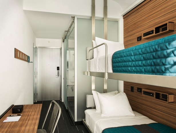 1713 pod twin 026 While Occupancy Skyrockets, NYC Hotel Players See Cause for Concern