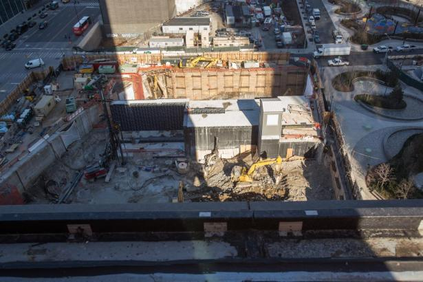 3hb progress photo 02 05 18 Moinian Group Targeting $350M in EB 5 Capital for 3 Hudson Boulevard