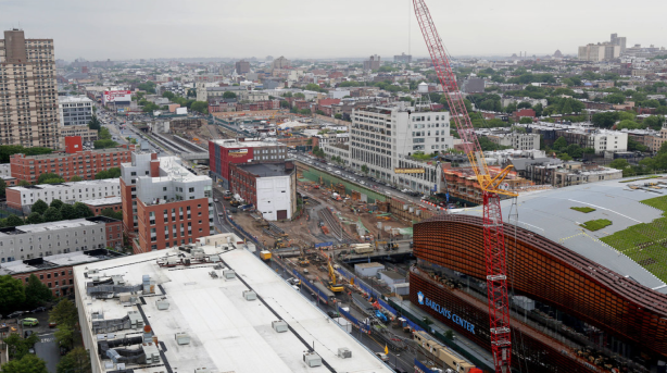 atlantic yards 3 Why Construction Firm McKissack Added Natural Disaster Relief to Its Repertoire