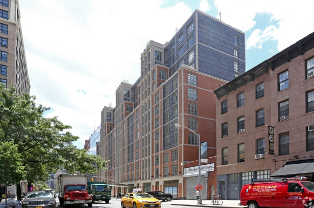 buildingphoto10 Hip to Be Square: Residential Developers Look to Make Hudson Square the Place to Be