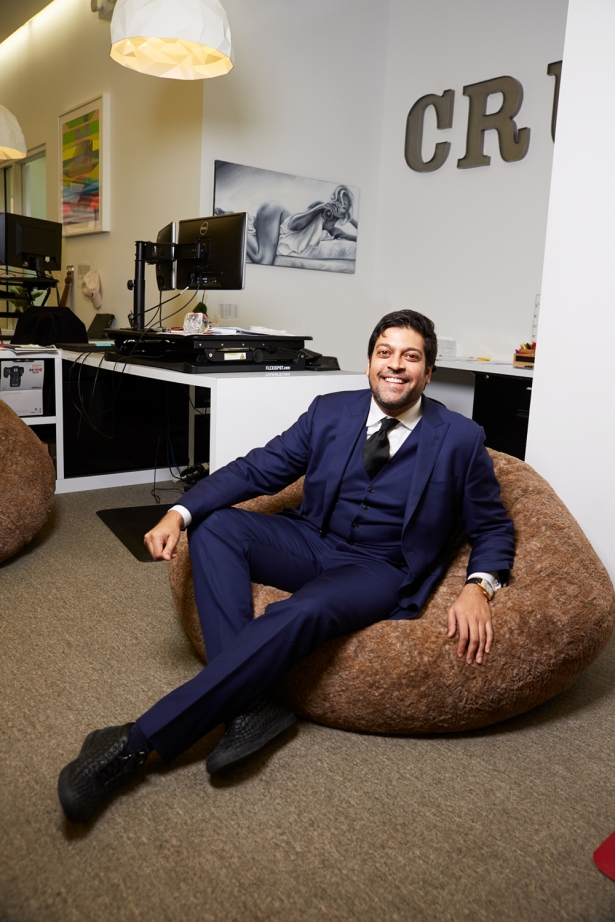 michaelshah 461 Michael Shah Talks His New Projects, Toledano and Why He 'Loves' This Retail Market