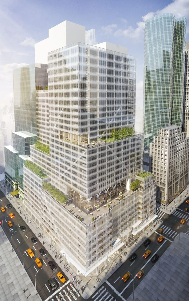 neoscape 380madison heroaerial v3 final e1522190921512 As Midtown Looks to Compete in a New Manhattan Market, It's Revive or Die
