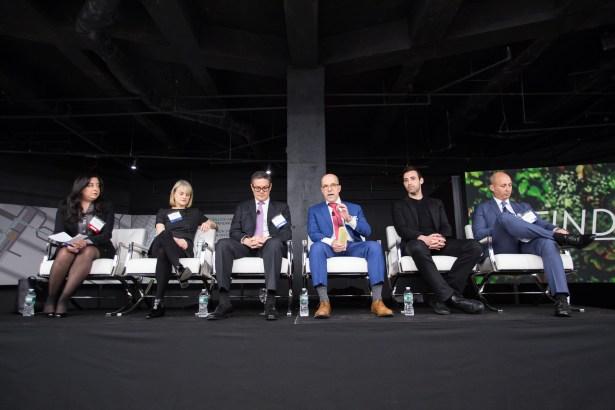 2ndretailforum  65 CO Retail Forum: Adapt or Die, Warn Brokers