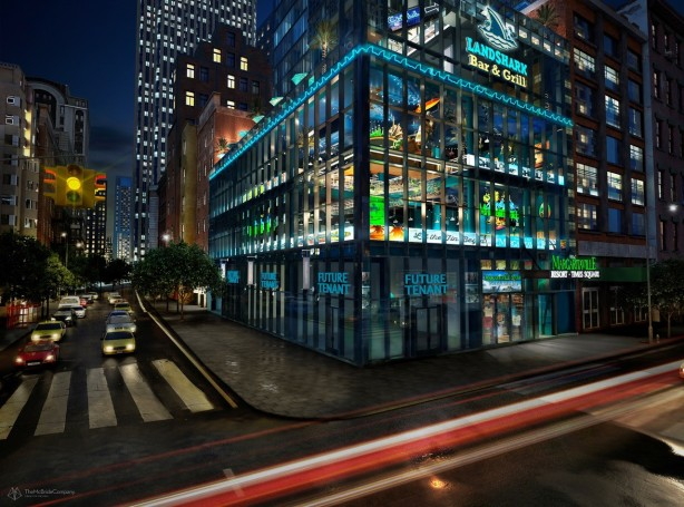 rendering 2 1 Margaritaville Holdings Strives for No Worries Vibe at Times Square Hotel