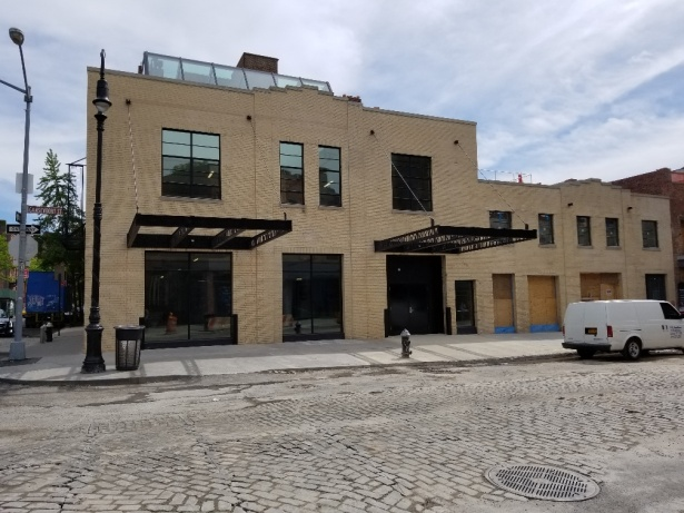 20180511 151545 resized Hermès Taps Parisian Architecture Firm RDAI for Meatpacking Store Design
