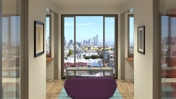 333 interior downtown sf view CapitalSource Provides $82M Construction Loan for San Fran Student Housing