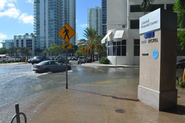 1111brickellfloodingcreditwikicommons Square Mile Lends $217M in Acquisition of Downtown Miami Skyscraper