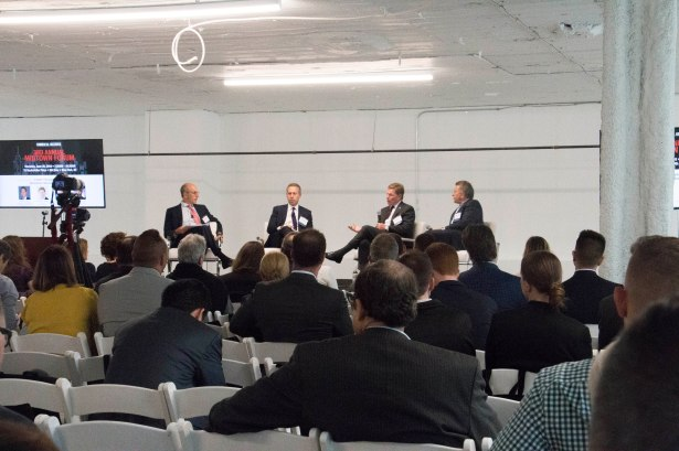 img 5678 Midtown Office Market Needs to Gear Up for the 21st Century, Say CO Panelists