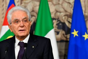sergiomattarella Wave Ciao: Fear of Italian EU Exit Helps US Bond Yields, CRE Interest Rates