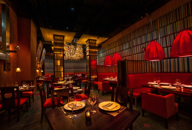 butcher banker dining room by pap studio The Secret of a Steakhouse Thriving in NYC? Forget the Steak.