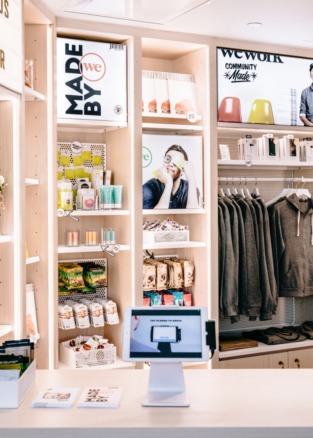 WeWork Has Entered the World of Retail [Updated]