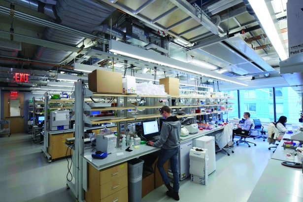 new york genome center  credit shaneyoungphoto c2a9 2017 How Real Estate is Preparing for the Emergence of the Life Sciences Industry in NYC