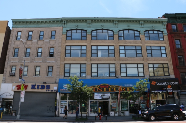 4 14 west 125th street photo costar group Philly Pretzel Factory to Open Two Manhattan Outposts