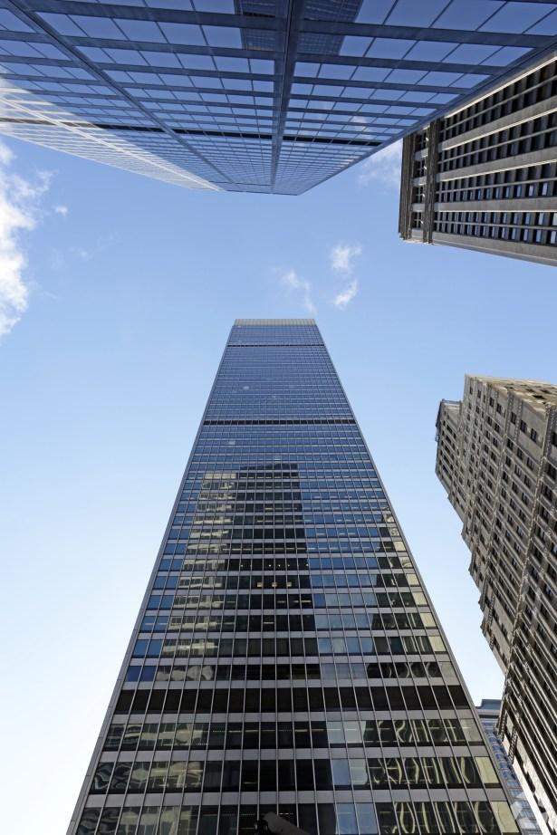 buildingphoto41 How SOM Partner Ken Lewis Builds New York City Megaprojects