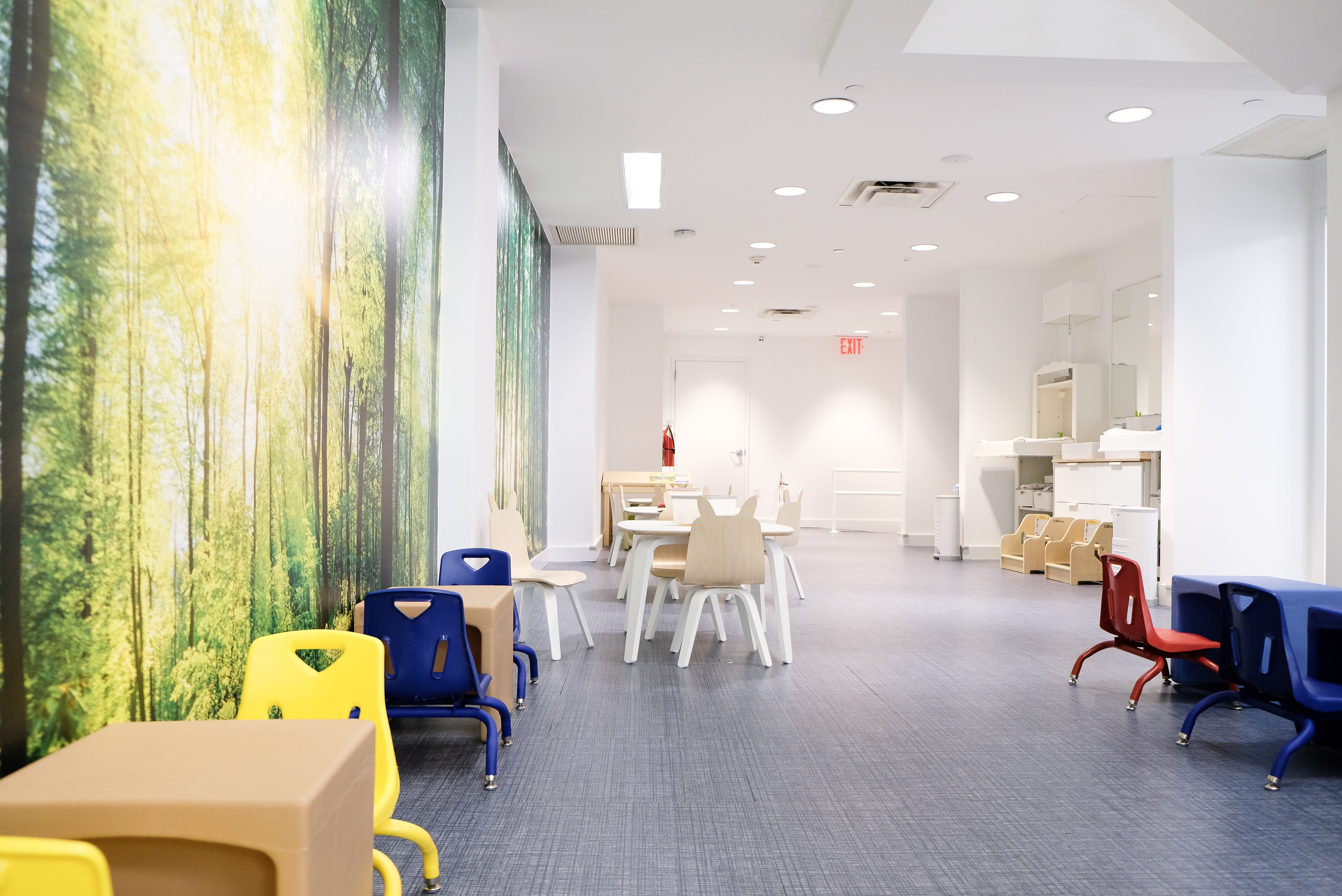 union square play 2 Kellogg's NYC Owners Open Play Center in Same Union Square Building as Their Café