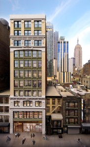 109 west 27th street 1 Avison Young's Tri State Investment Sales Team Signs 50+ Exclusives Valued at $1.6B