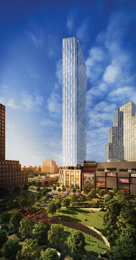 29 exterior hero 03 20180105 for web  Barnett Takes Brooklyn: Biggest Name in Luxe Development Drops Into Kings County