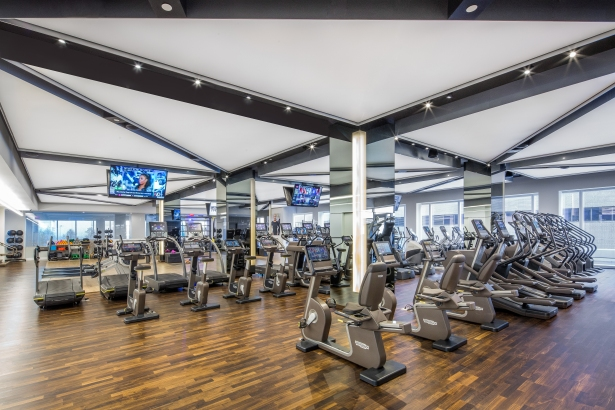 lifetime gym 2 Life Time Takes 74K SF at 1 Wall Street for Its Second Manhattan Fitness Center