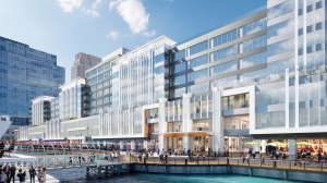 harborside 180215 view 03 high Harborside: The Premier NYC Office and Residential Alternative on NJ's Gold Coast