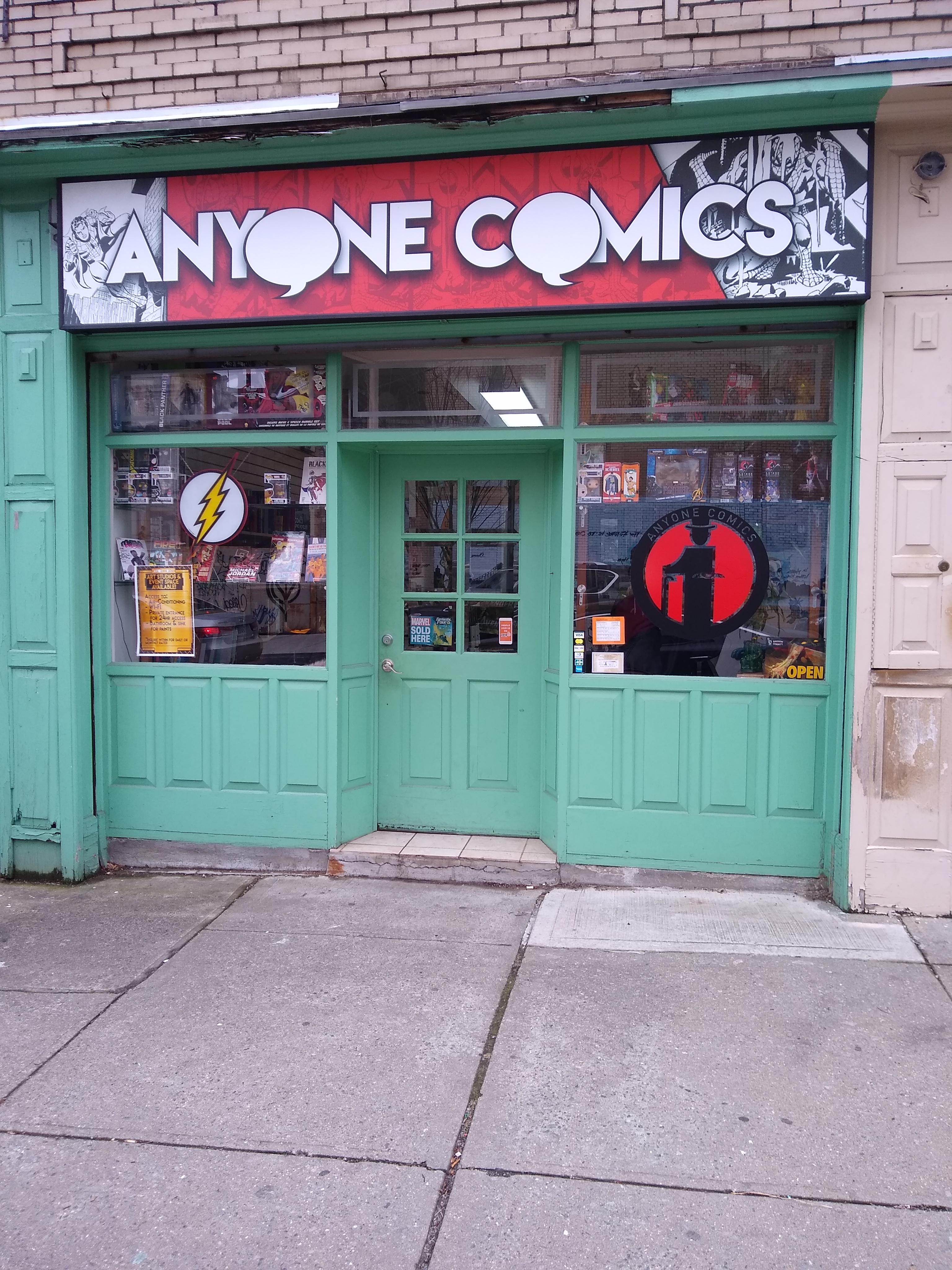 img 20190207 151254085 St. Mark's Comics Felled by Rising Rents, but Real Kryptonite Is Catering to Diehards
