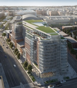 bq006 655 new york ave aerial01 04 hi res 655 New York Avenue: Unique New Commercial Space at the Center of Everything in DC