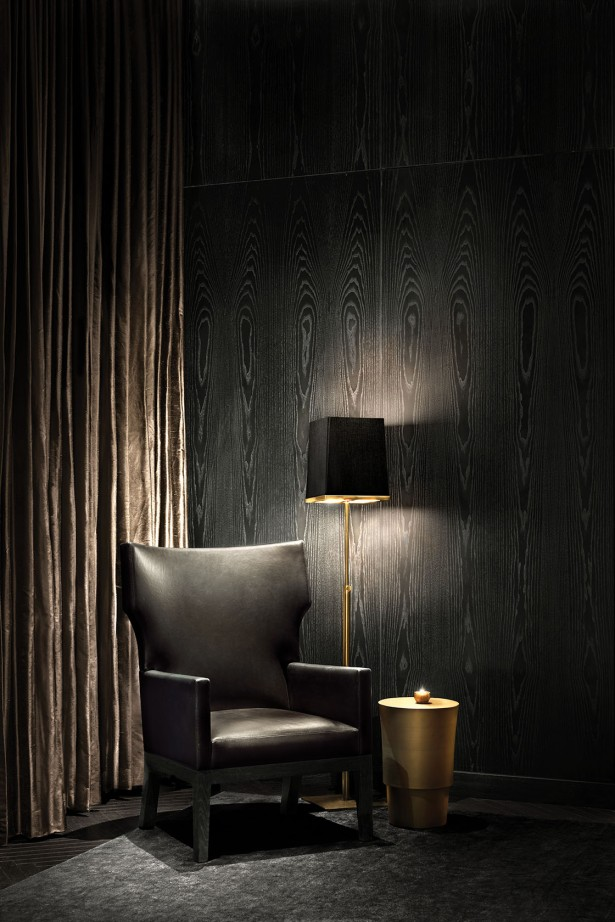lobby sitting room at the times square edition Can Ian Schrager Make Times Square Cool?