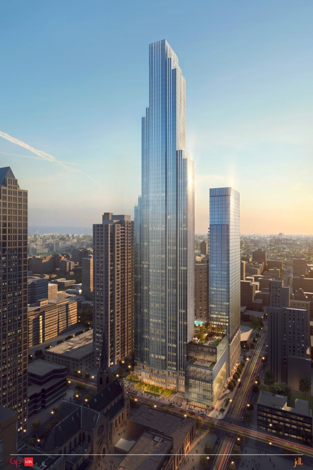 sq mile ocs renderings1 Bank OZK, Square Mile Back $735M Financing Package on $850M Chicago Project