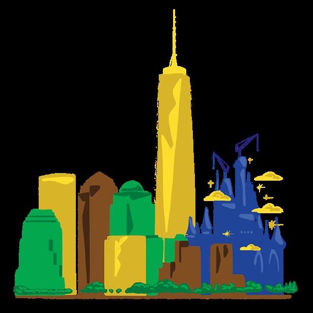 Disney New York City Commercial Real Estate