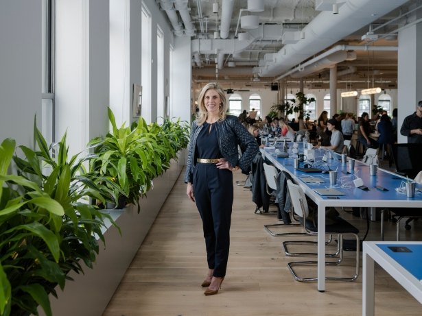 20190425 sarah pontius 033 WeWorks Sarah Pontius on the Coworking Giants Push Into Partnership Agreements