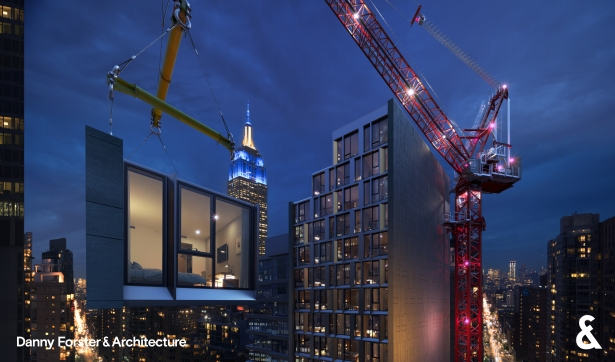 6th ave merged4 watermark 2 NYCs Embrace of Modular Construction Is Slow but Steady