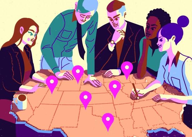 commercial observer joan alturo  layers Flex Frontier: Coworkings Next Big Markets