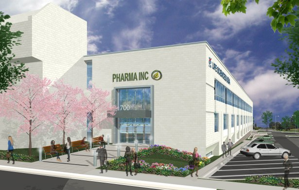 700quinceorch extmod9 vwventry pharmalogo Annaly Lends $34M on Life Science Conversion in Maryland Biotech Corridor