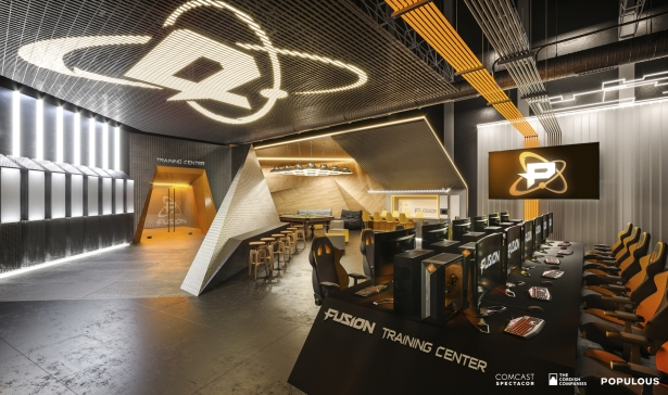 fusion training center Competitive Gaming Is Moving Offline (Into an Arena Near You)