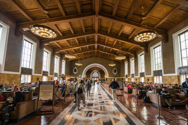 gettyimages 616058910 Back on Track: How US Cities Are Reinventing Their Train Depots