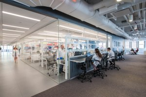 new york stem cell foundation research institute labratory at hudson research by ennead architects 3 New York City's Evolving Infrastructure: Expanding the Life Sciences Sector