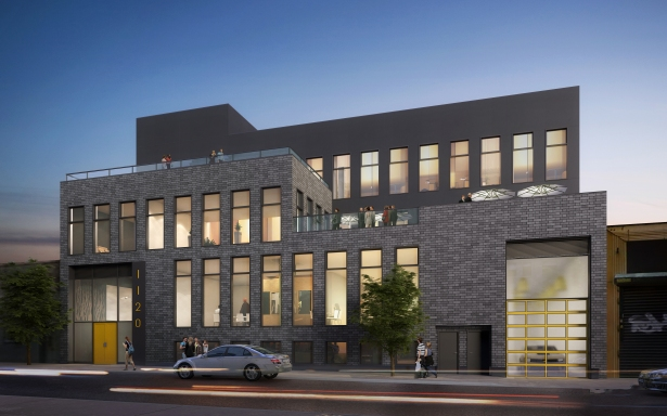 1120 caerus Argentic Lends $31M on Caerus Groups Office Play in LIC, Greenpoint