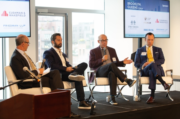 5thbkqnsforum 107 Smaller Floor Plates and Flexibility Is Key to Brooklyn Office Market: Panelists
