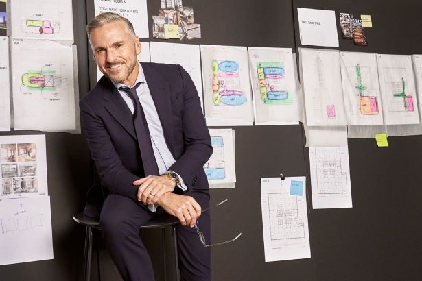 co tomvecchione  0 1 Architect Tom Vecchione on Reality TV Stardom, 30 Years at Gensler and Moving to Vocon
