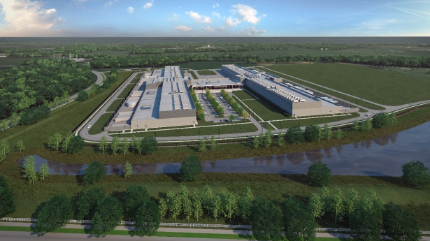 facebook data center How Les Wexner Created the Richest Town in Ohio