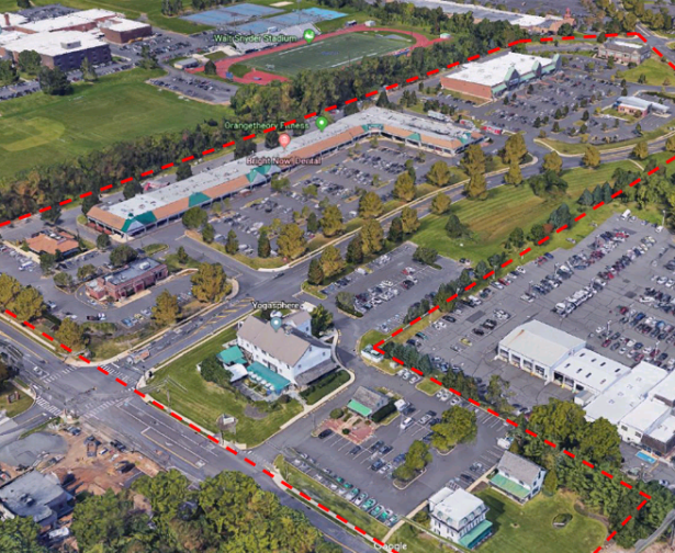 newtown outline Investors Bank Lends $30M on Suburban Retail Center in Pennsylvania